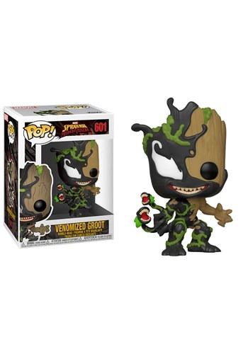 Pop! Marvel: Max Venom - Groot New