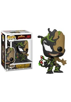 Pop! Marvel: Max Venom - Groot New