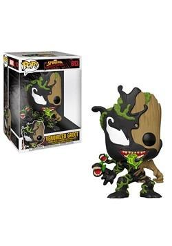 POP Marvel Max Venom 10 Venomized Groot Figure