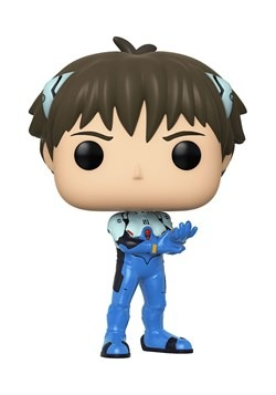 Pop! Animation: Evangelion - Shinji Ikari