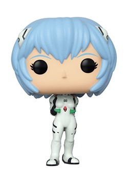 Pop! Animation: Evangelion - Rei Ayanami