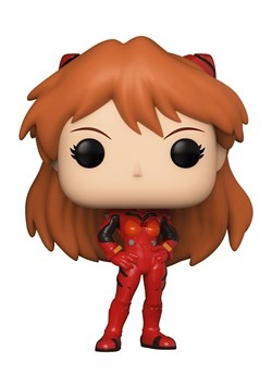 Pop! Animation: Evangelion - Asuka Langly Soryu
