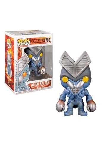 Pop! TV: Ultraman - Alien Baltan Update