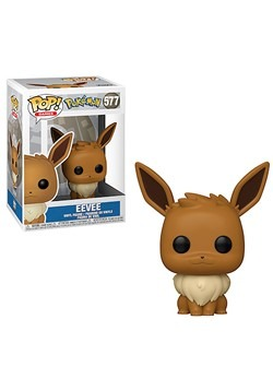 Pop! Games: Pokemon- Eevee