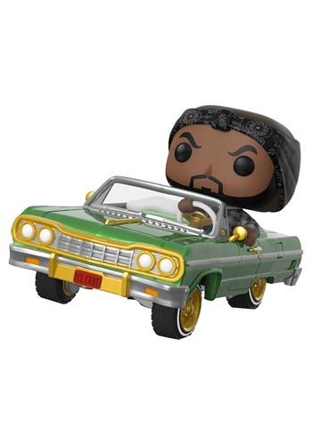 Pop! Rocks: Ice Cube in Impala