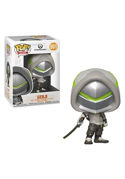Pop! Games: Overwatch- Genji (OW2) upd