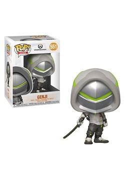 Pop! Games: Overwatch- Genji (OW2) upd
