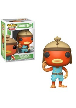 Pop! Games: Fortnite- Fishstick