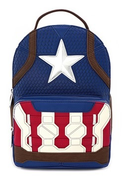 Loungefly Captain America Endgame Hero Mini Backpa