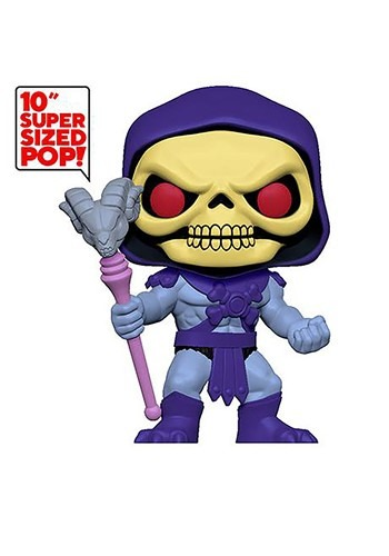 "POP Animation: Masters of the Universe (MOTU) - 10"" Skeletor"