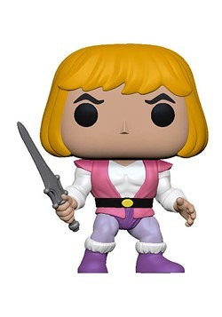 POP Animation: Masters of the Universe (MOTU) - Prince Adam