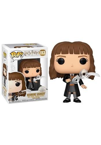 POP Harry Potter- Hermione w/Feather