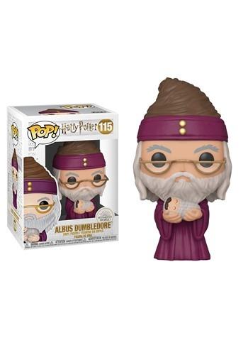 POP HP: HP- Dumbledore w/Baby Harry