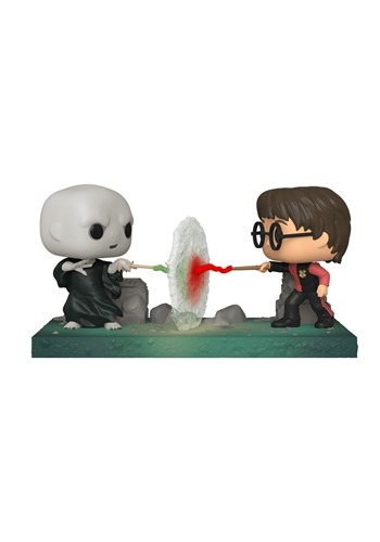 POP Moment HP Harry Vs Voldemort Figure