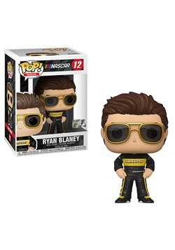 POP NASCAR: Ryan Blaney