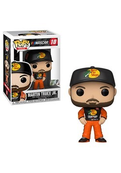 POP NASCAR: Martin Truex Jr
