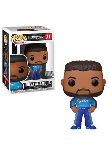 POP NASCAR: Bubba Wallace Jr