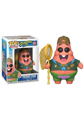 Pop Animation The Sponge Bob Movie POP 102 Patrick