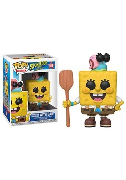 POP Animation The Sponge Bob Movie  POP 103