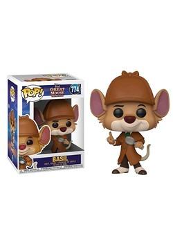 POP Disney The Great Mouse Detective Basil Figure