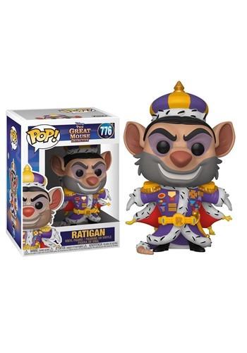 Pop Disney The Great Mouse Detective Ratigan  Figure