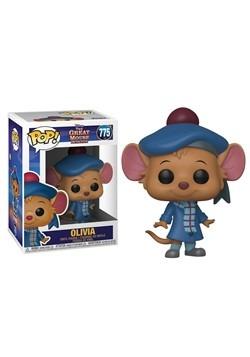POP Disney Vinyl The Great Mouse Detective Olivia Figure