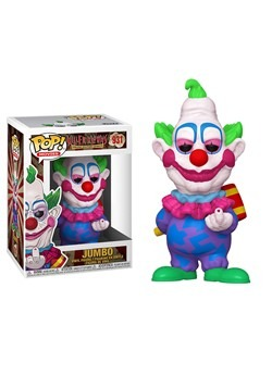 POP Movies Killer Klowns from Outer Space Jumbo