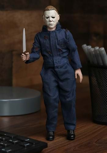 """Halloween 2 Michael Myers 8"""" Scale Clothed Action Figure"""