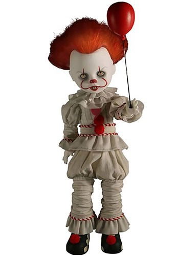 Living Dead Dolls IT Pennywise New Version Collectible Doll