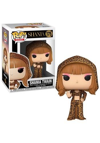 POP Rocks: Shania Twain- Shania Twain