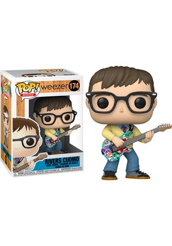 POP Rocks: Weezer- Rivers Cuomo