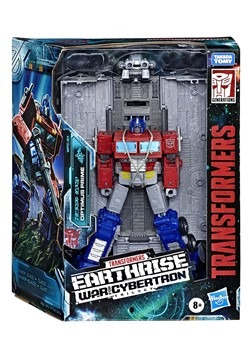 Transformers Generations War for Cybertron Earthrise Leader