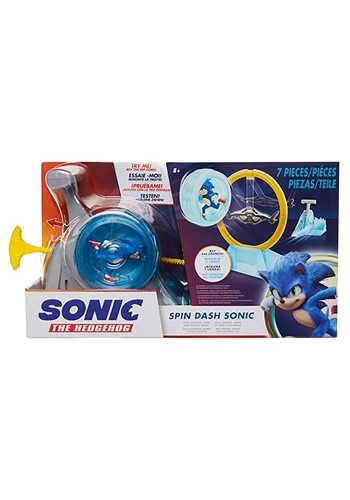 Sonic the Hedgehog Spin Dash Sonic1