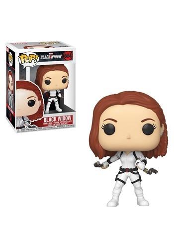 Pop! Marvel: Black Widow – Black Widow (White Suit)