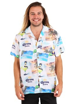 Men's Corona Button Up Shirt