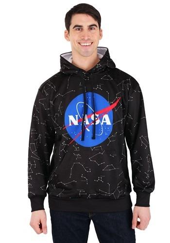 Men's NASA Constellations Hooded Pullover main 1