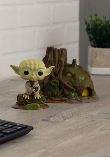 Star Wars - Pop! Town: Yoda's Hut Update