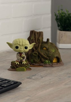Star Wars - Pop! Town: Yoda's Hut Update
