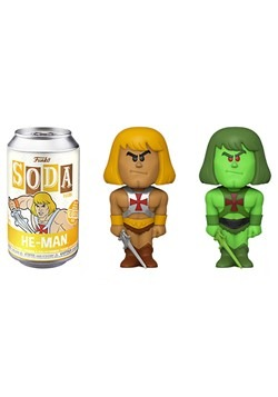 Vinyl Soda: Masters of the Universe - He-Man w/ Chase