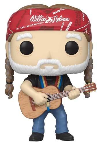 Funko Pop Willie Nelson Rocks
