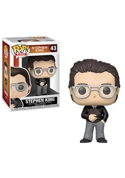 Pop Icons Stephen King upd