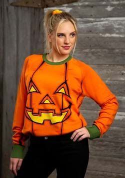 Adult Pumpkin Ugly Halloween Sweater