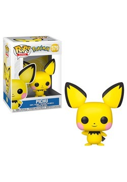 POP Games: Pokemon S2- Pichu