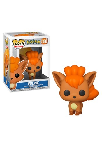 POP Games: Pokemon S2- Vulpix