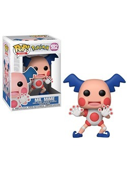 POP Games: Pokemon S2- Mr. Mime