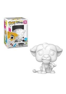 Pop! Disney: Lion King- Simba (DIY)