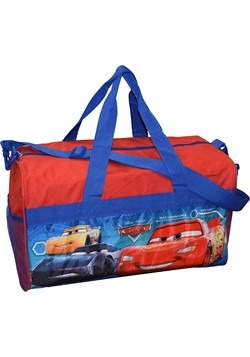 "Cars 18"" Duffel Bag"