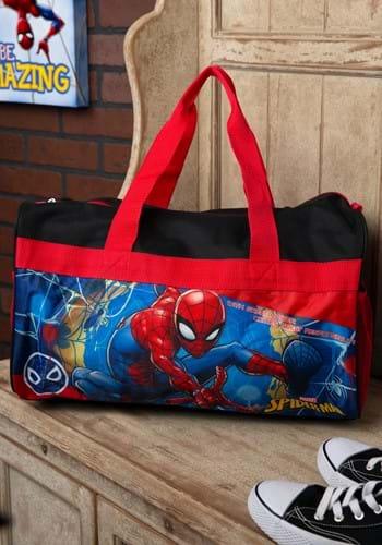 "Spider-Man 18"" Duffel Bag-1"