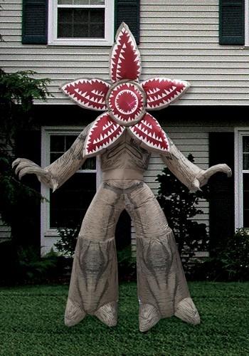 Stranger Things Inflatable Demogorgon Decoration