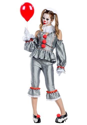 IT Women's Pennywise Premium Costume